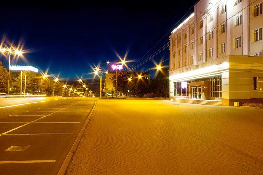 Ул.Пушкинская, Ижевск