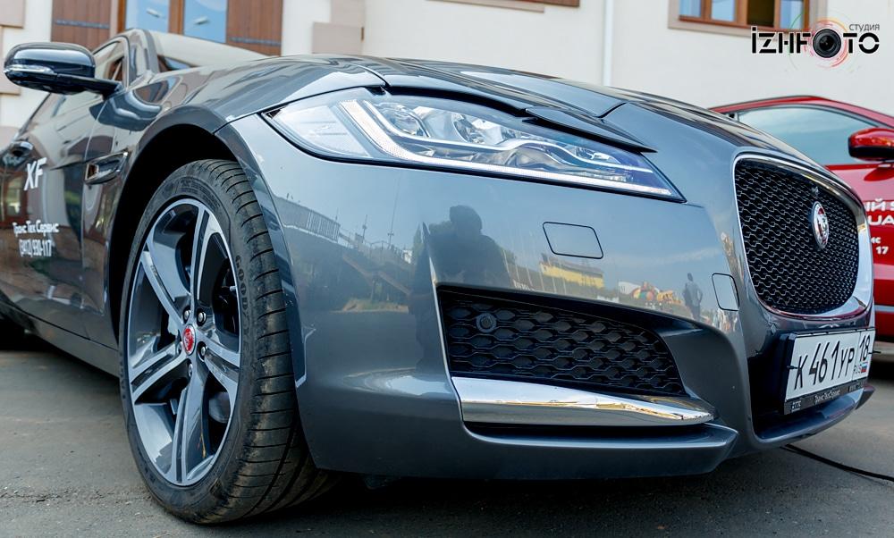 Новинки Jaguar Фото