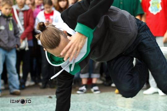 Street dance Фото