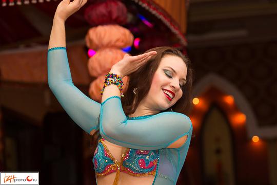 Арабские танцы в Ижевске