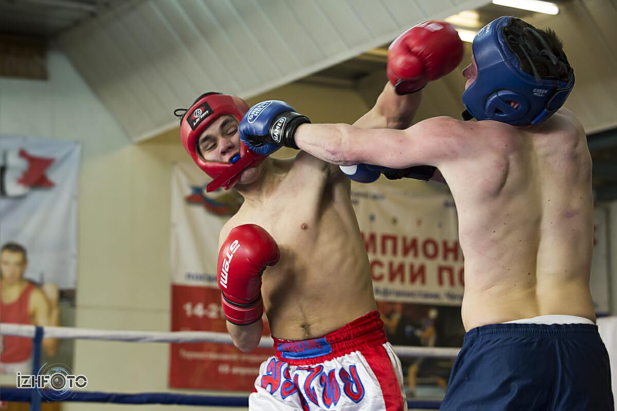 Кикбоксинг в Ижевске