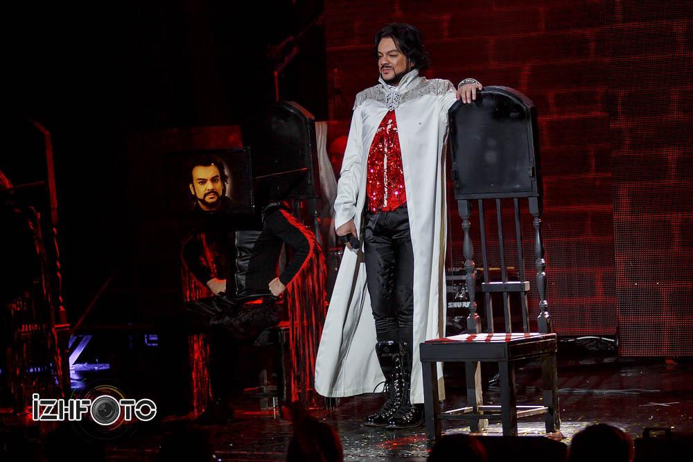 фотографии с концерта филиппа киркорова