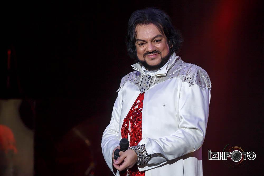 Филипп Киркоров Концерт Ижевск Фото