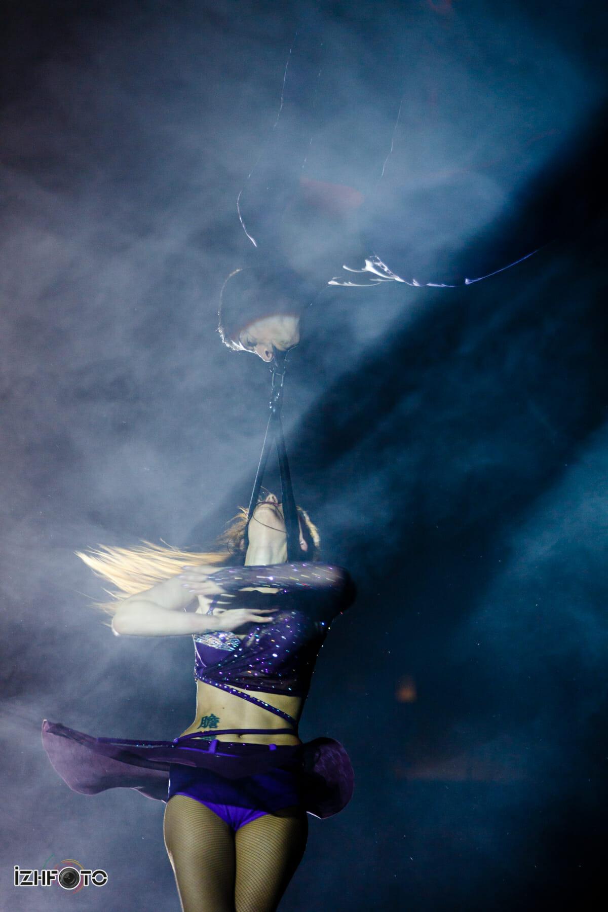 Выступление испанского дуэта Кратос в Ижевске