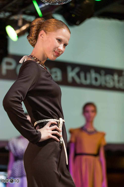 Модельер-дизайнер Полина Кубиста, город Ижевск