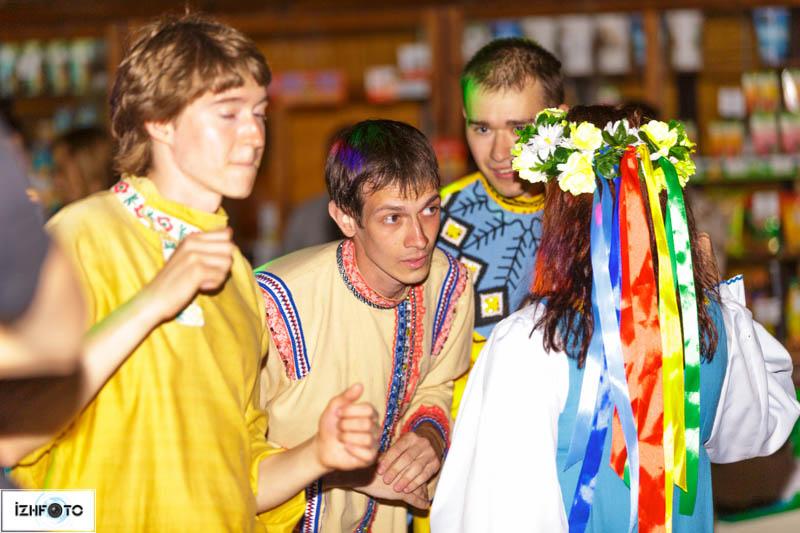 празднование Ивана Купала в Ижевске