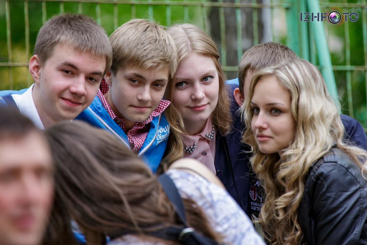 Выпускники 2013, Ижевск