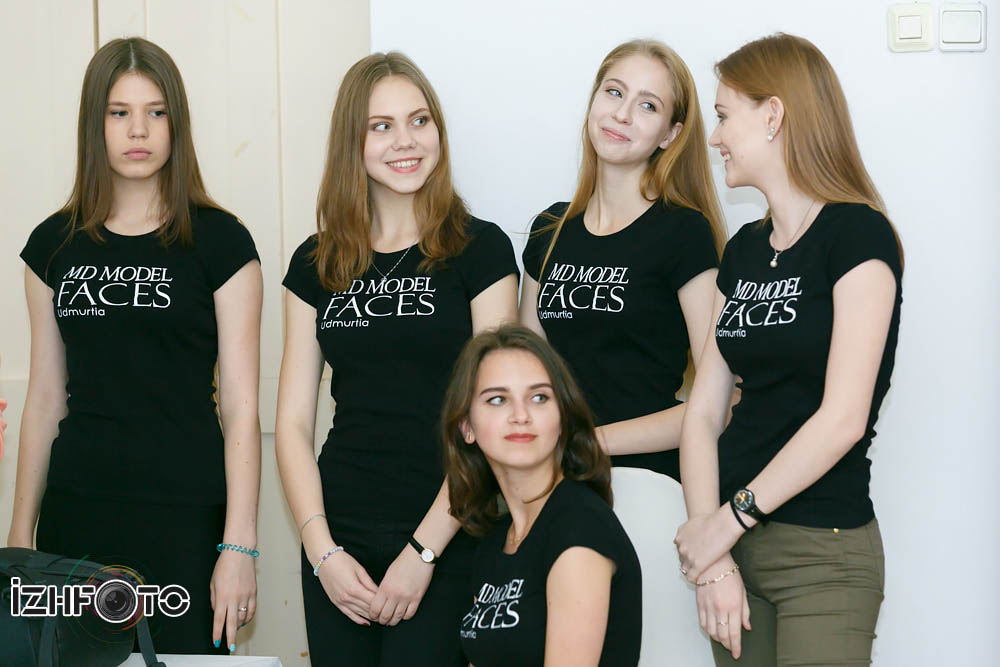 Проект Ищем новые лица Ижевск