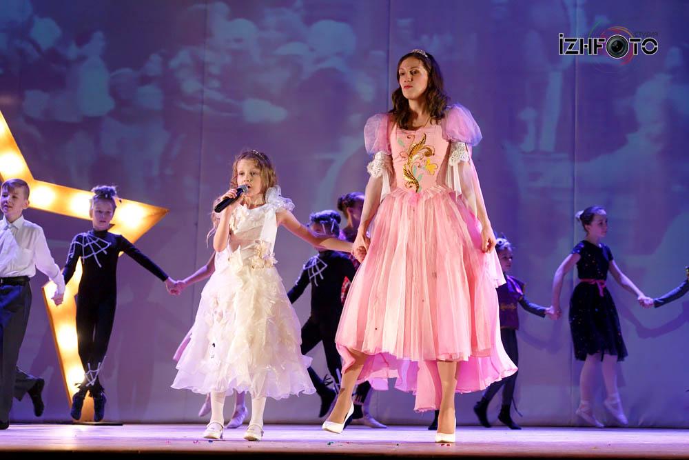 Полина Телегина, 7 лет, Герда композиция «Золушка»
