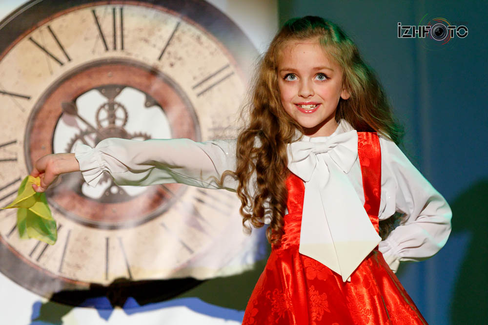 Виктория Старова, 9 лет, Жасмин Танец во времени