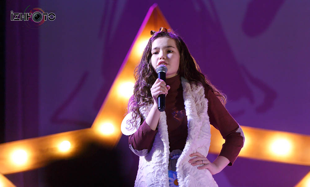 Арина Перевозчикова, 14 лет, Баба Яга