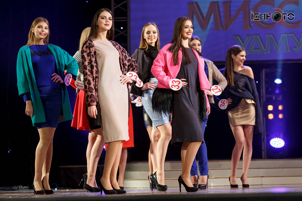 Конкурс красоты Ижевск 2017