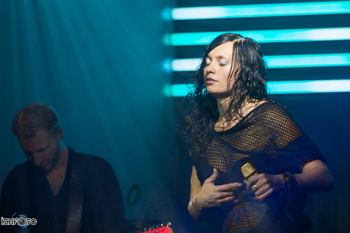 Мара с презентацией нового альбома в Ижевске