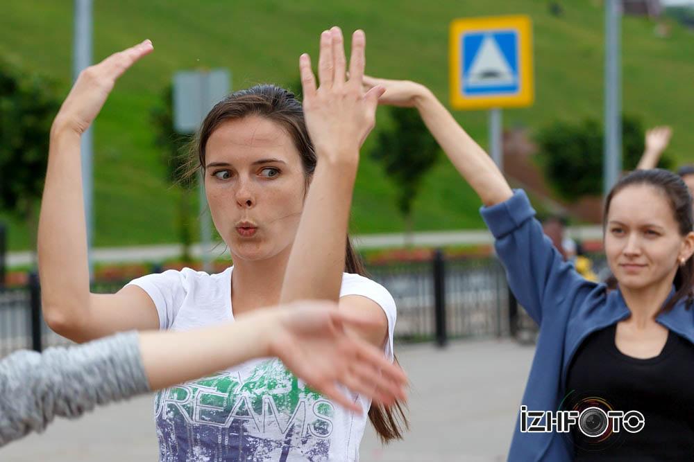 Флеш-моб Танец Невест Ижевск Фото