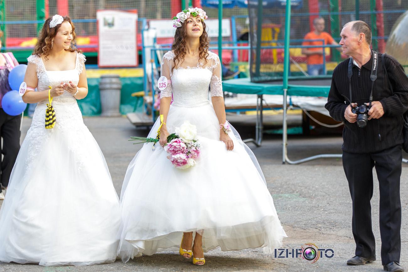 Фото с Марафона невест