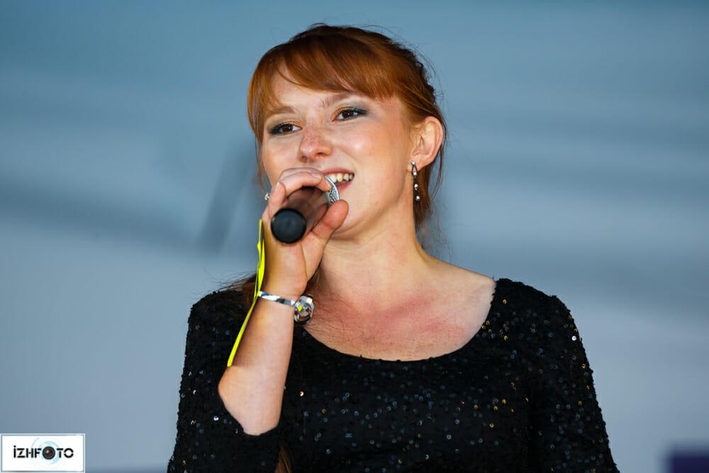 Марина Матвеева, Ижевск