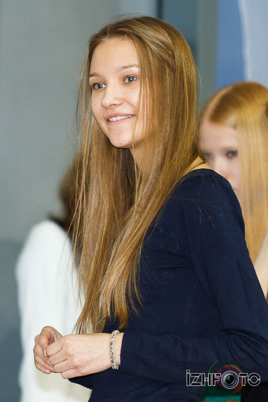 Конкурс красоты Мисс Русское радио 2012