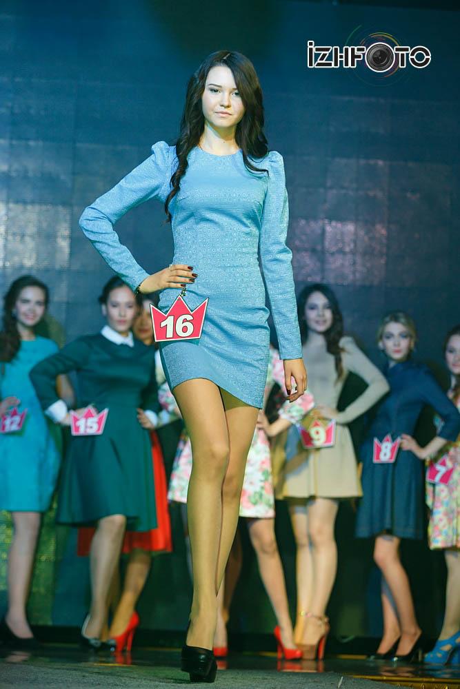 Конкурс красоты и талантов в Ижевске