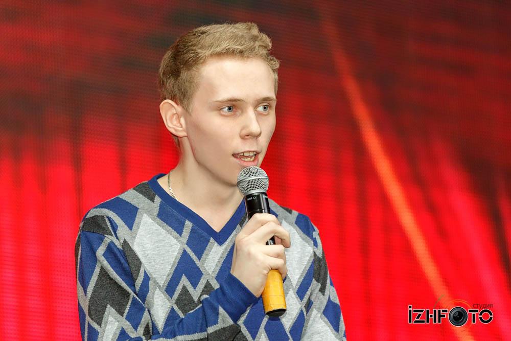 Мистер Старшеклассник 2016 Ижевск