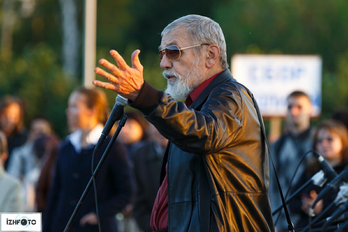 Евгений Шумилов, Ижевск