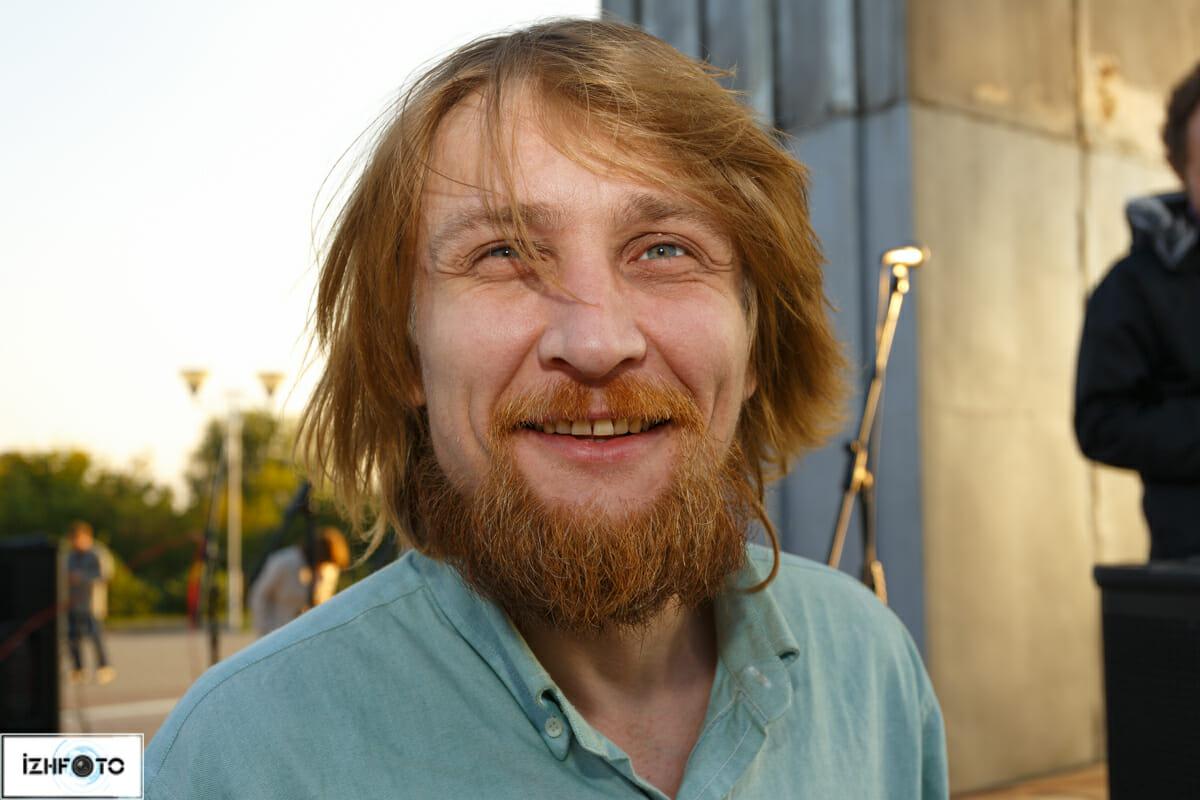 Евгений Юдович, Ижевск
