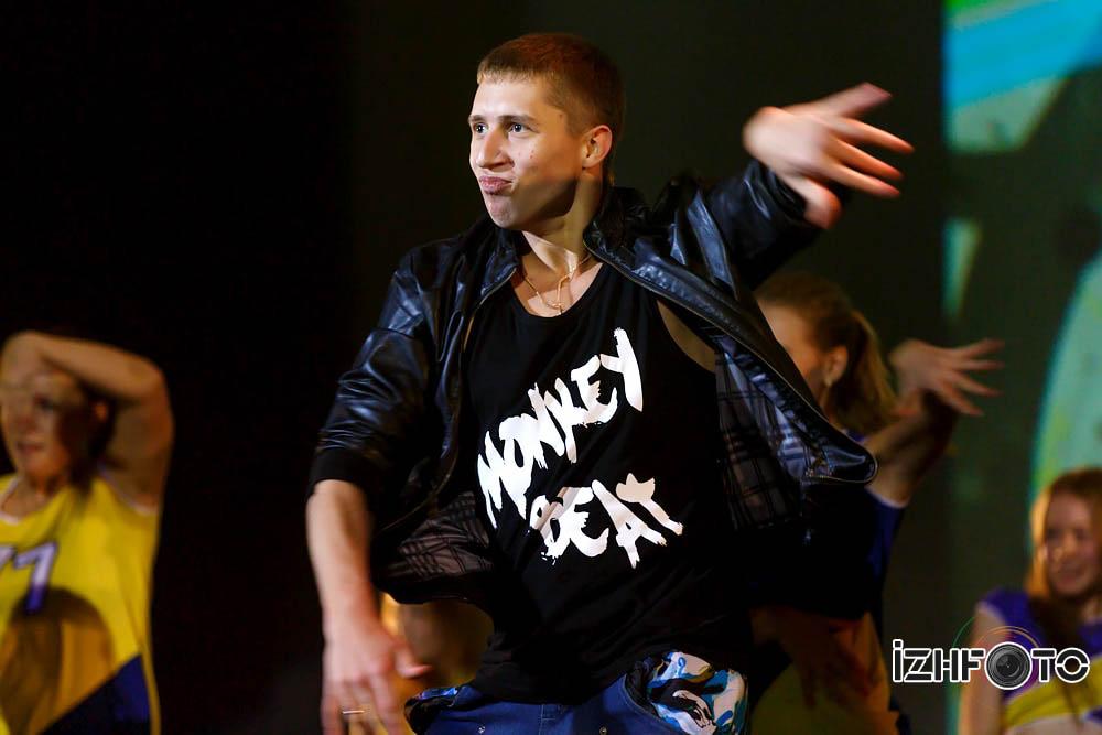 Алексей Гусев и группа Monkey Beat