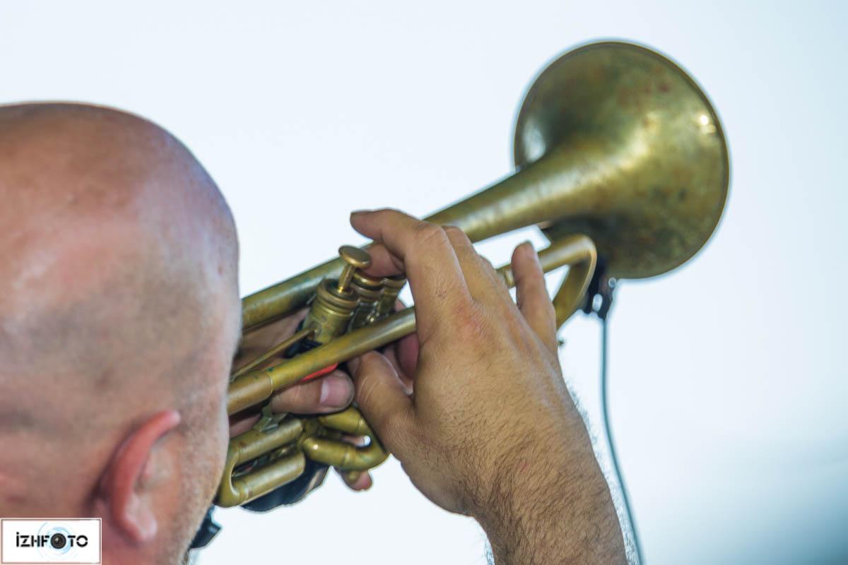 Передвижной джазовый фестиваль МузЭнерго