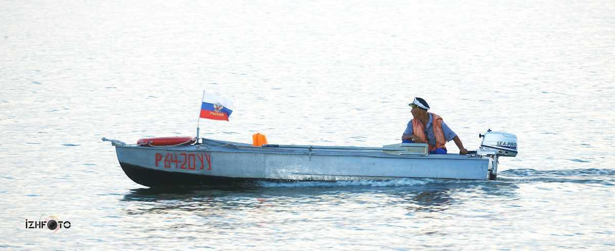 Ижевский пруд Фото