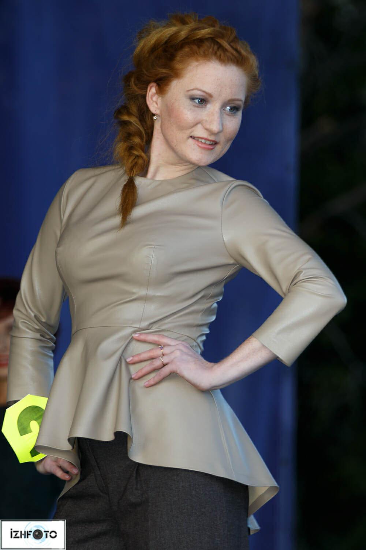 Анастасия Буркова, Ижевск