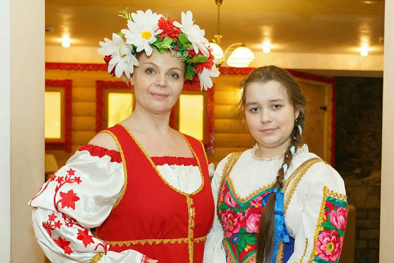 Анастасия Разживина юная певица
