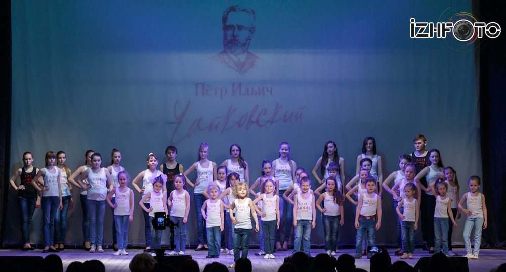 Детская школа моделей AZH MODEL