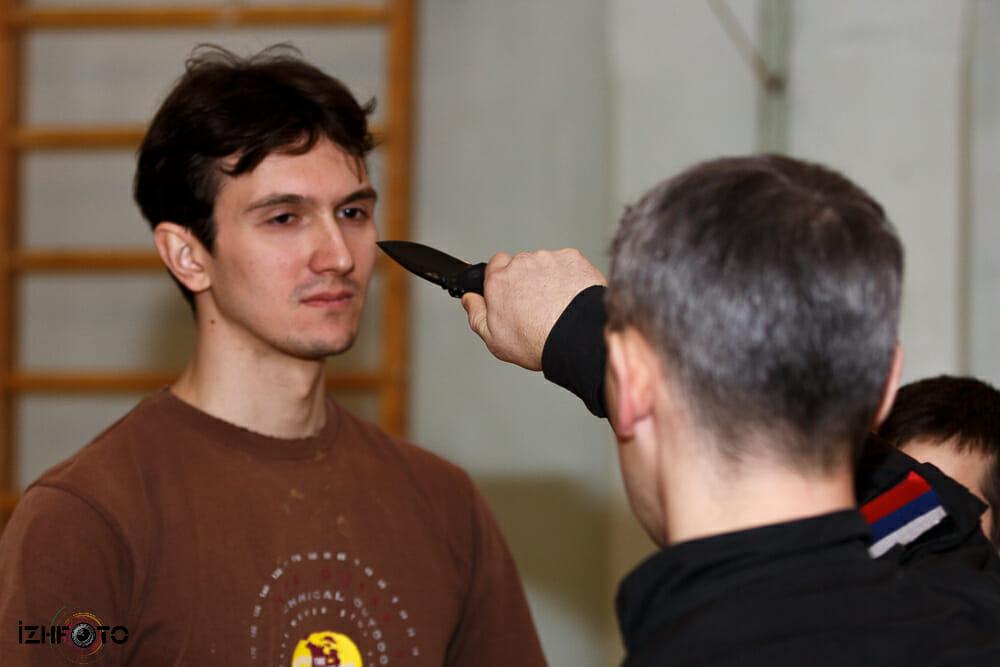 Семинары по боевым искусствам в Ижевске