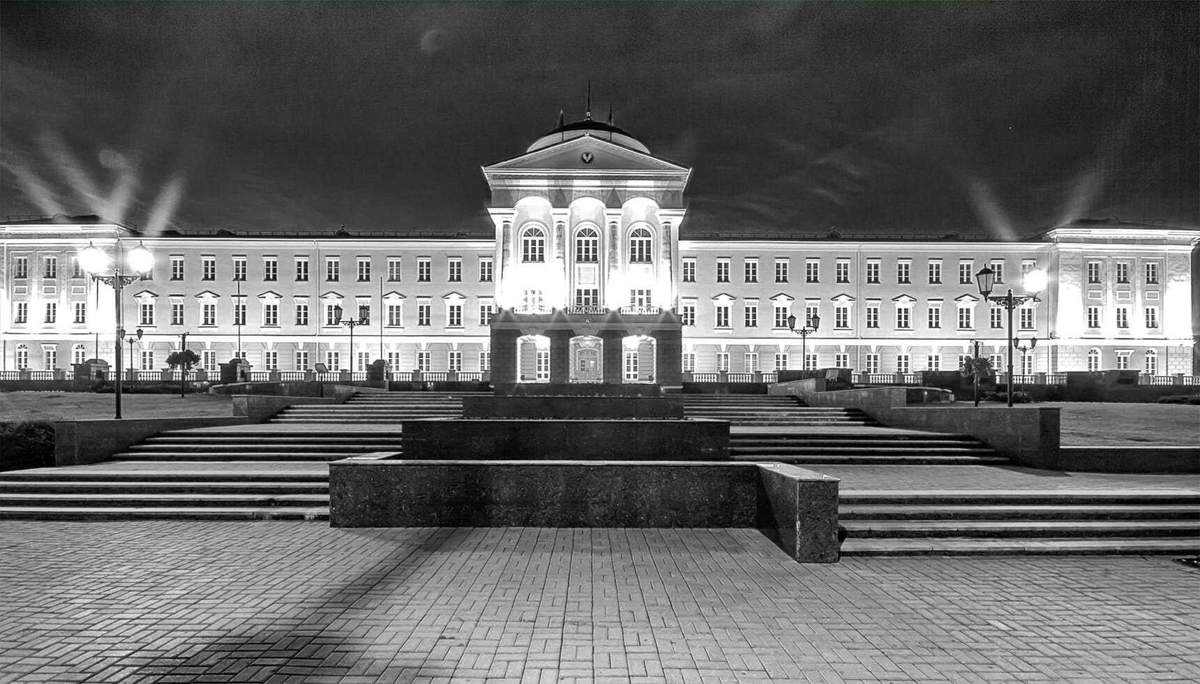 Президентский Дворец, Ижевск