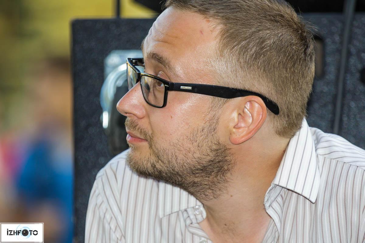 Александр Старков, Ижевск