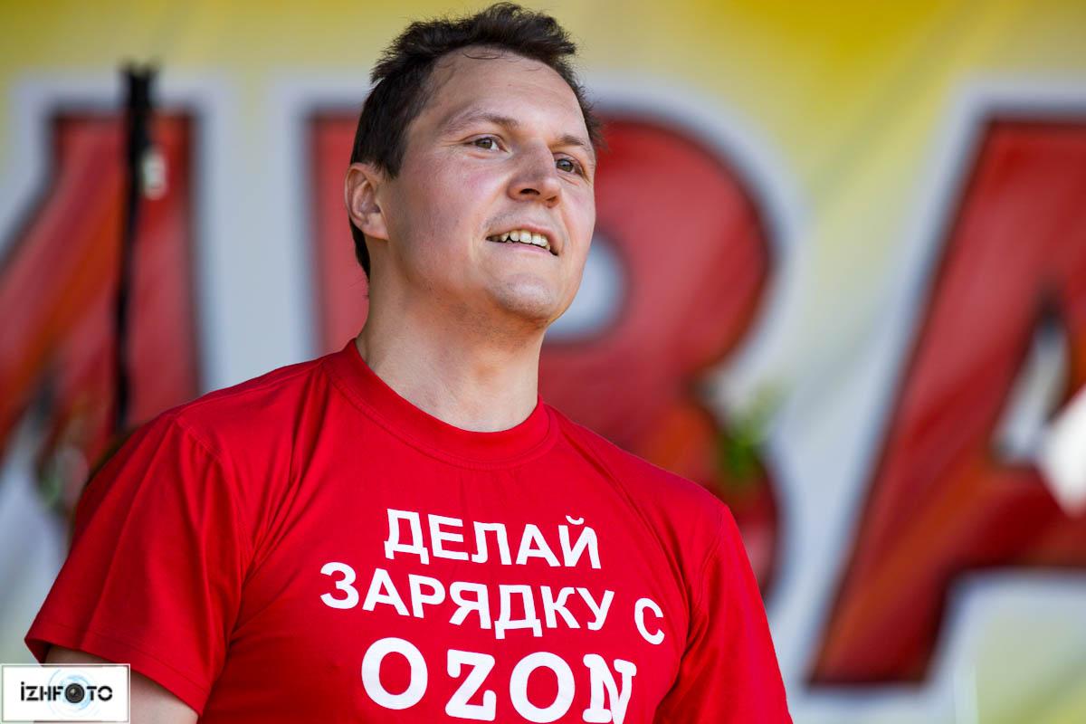 Сотрудники спорт-клуба Озон, Ижевск
