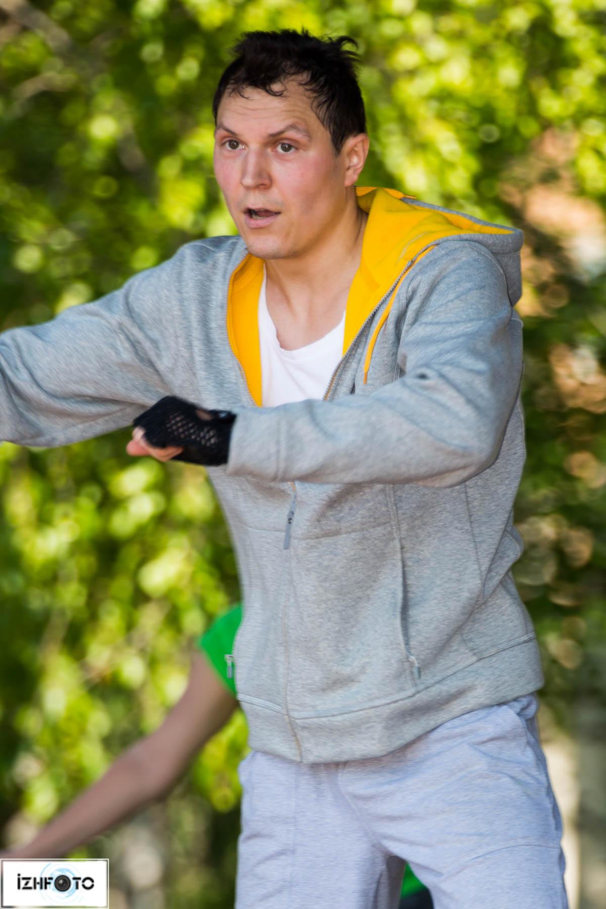 Фитнес-тренеры клуб Озон, Ижевск