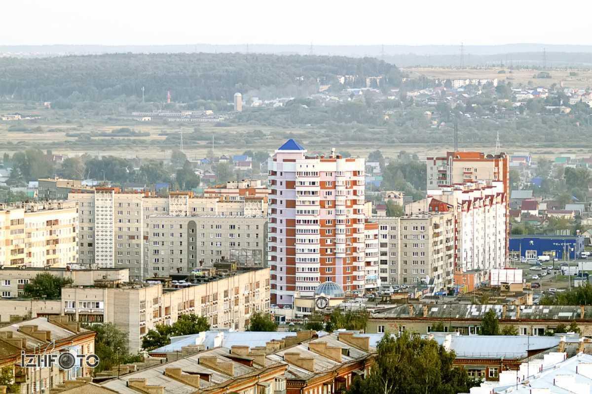 Район Ю-2, Ижевск