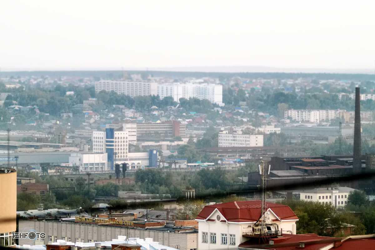 Район Зарека, Ижевск