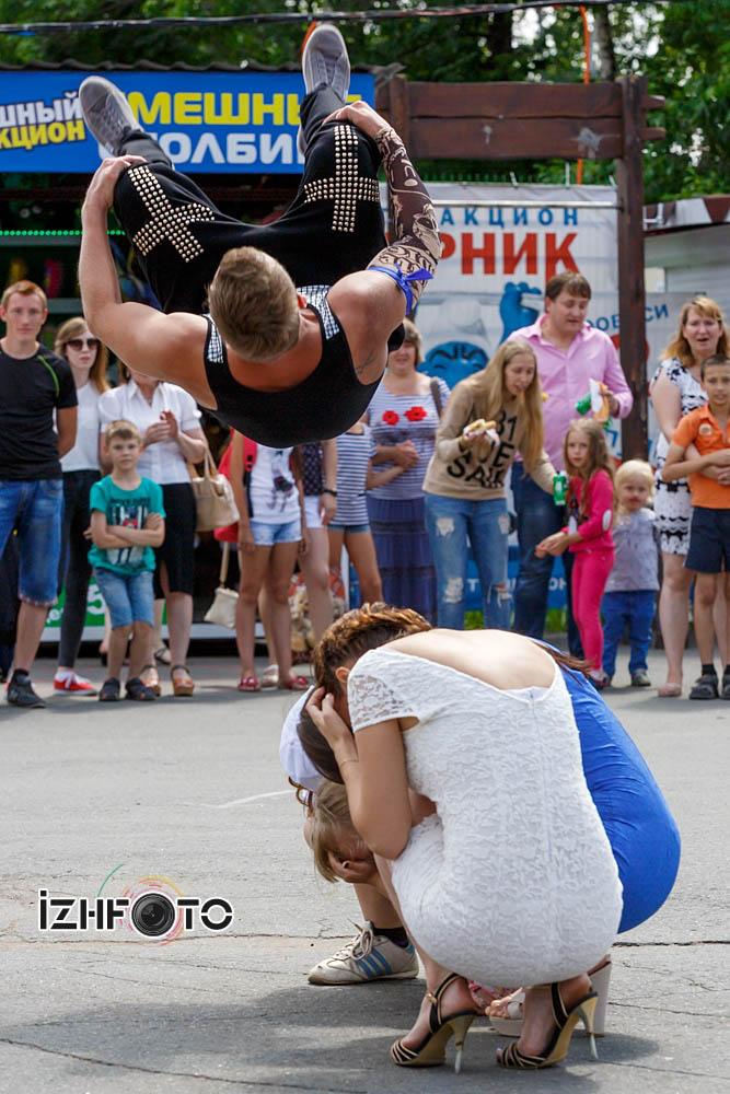 Уличные виды спорта
