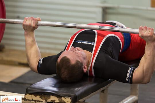 Открытый чемпионат Ижевска по пауэрлифтингу 2013