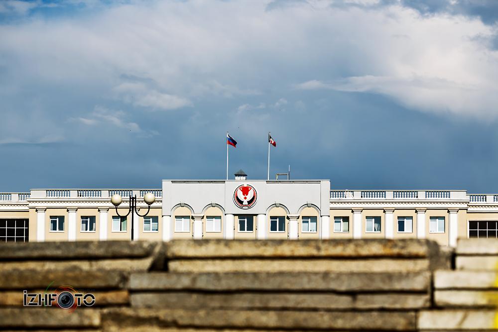 Правительство Удмуртии