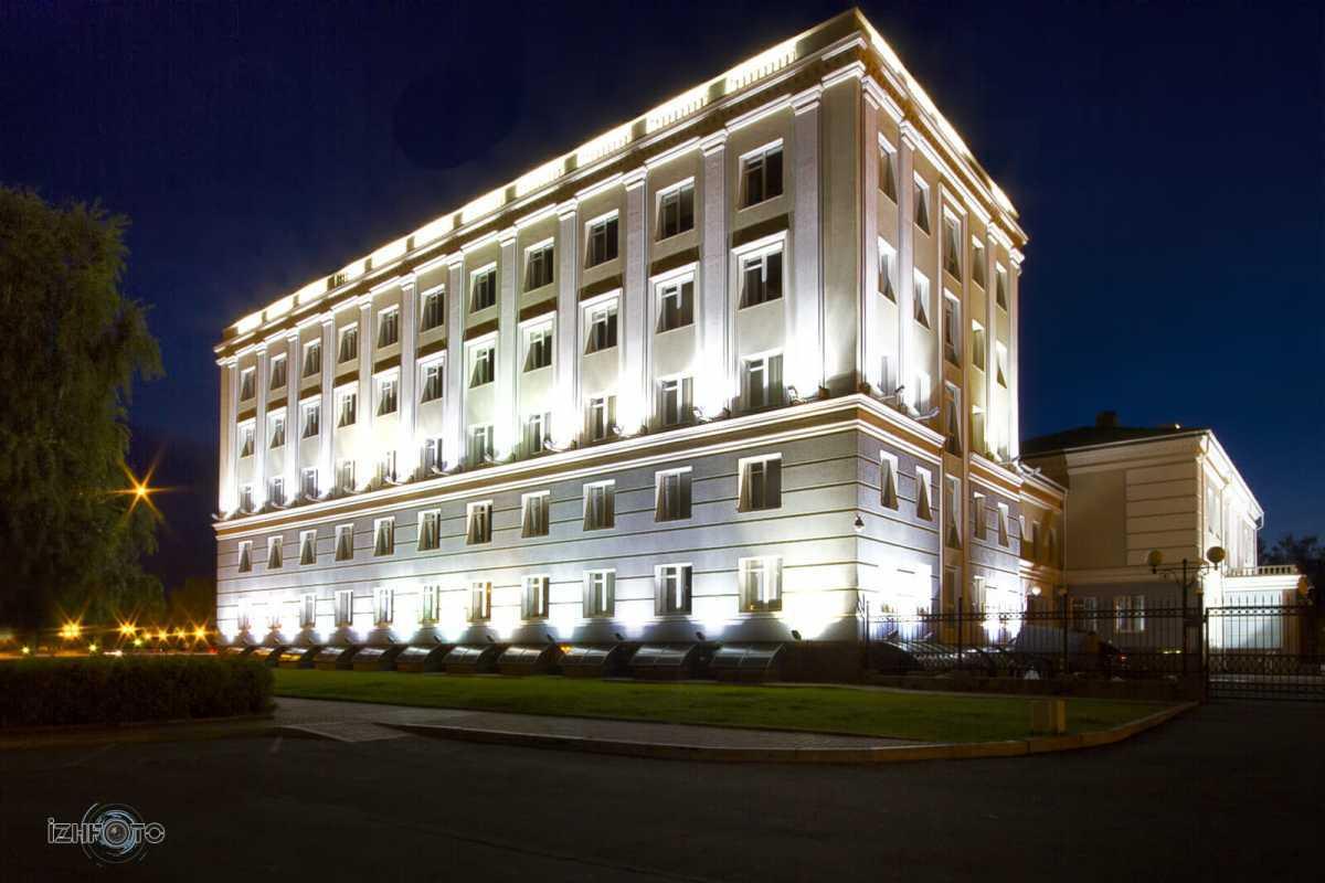 Резиденция президента УР, Ижевск