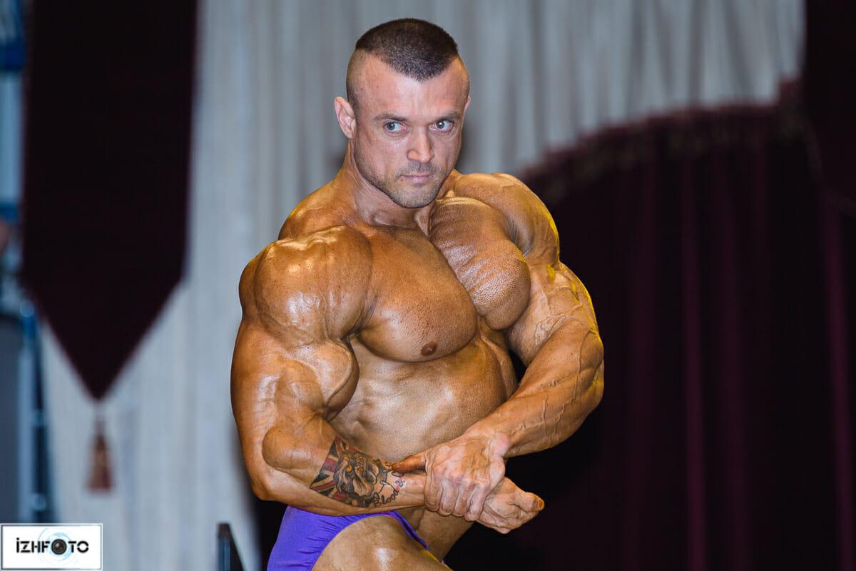 Победу в турнире одержал Роман Проценко (Санкт-Петербург)