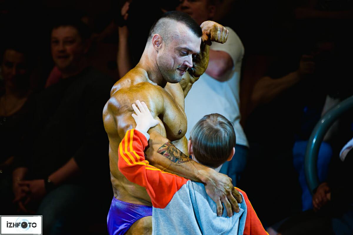 Роман Проценко, фотографии с выступления на Гран-При Алангасар