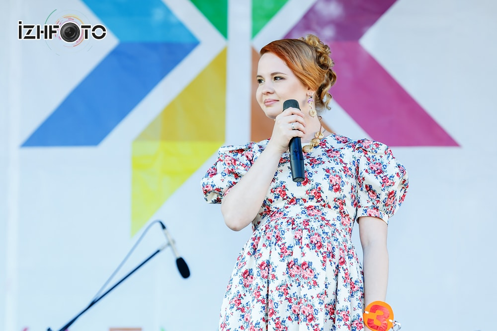 Рыжая красавица 2015 Ижевск Фото
