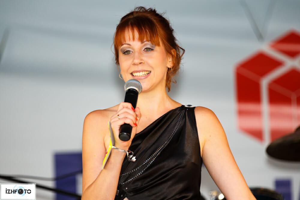 Екатерина Шеронова, Ижевск