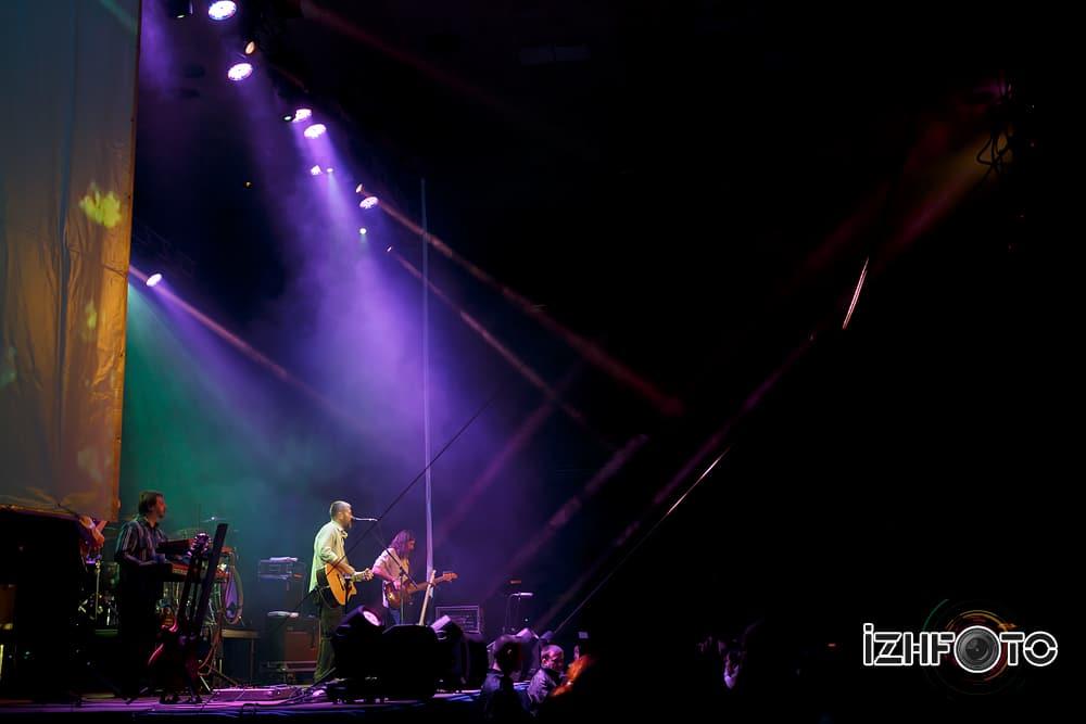 Концерт Сплин Ижевск 2014