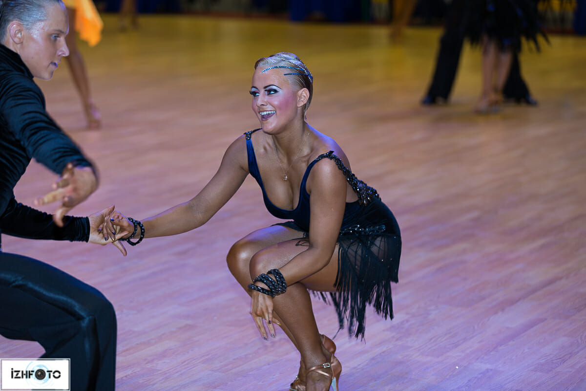 Международный турнир по спортивным бальным танцам