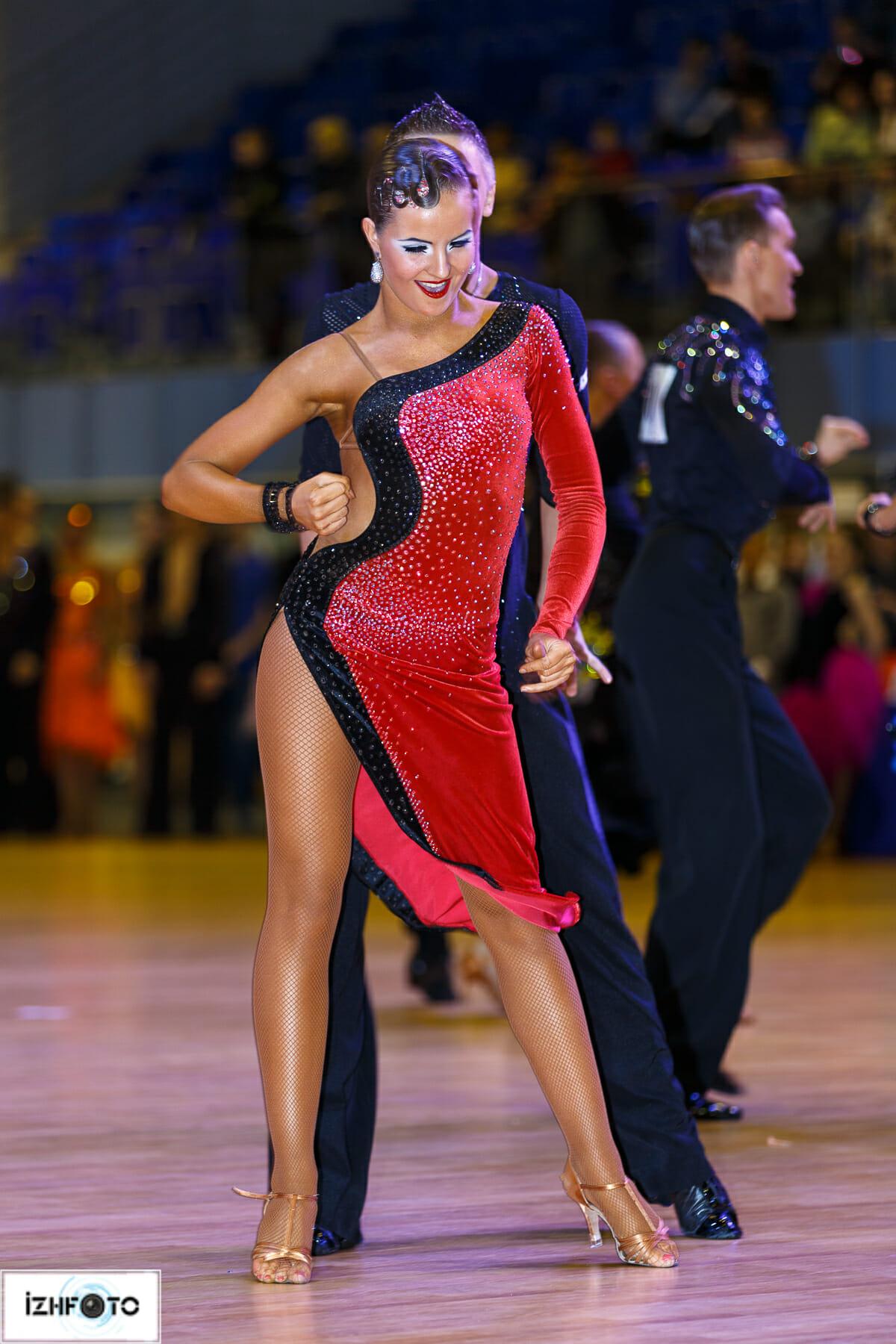 соревнования по спортивным бальным танцам
