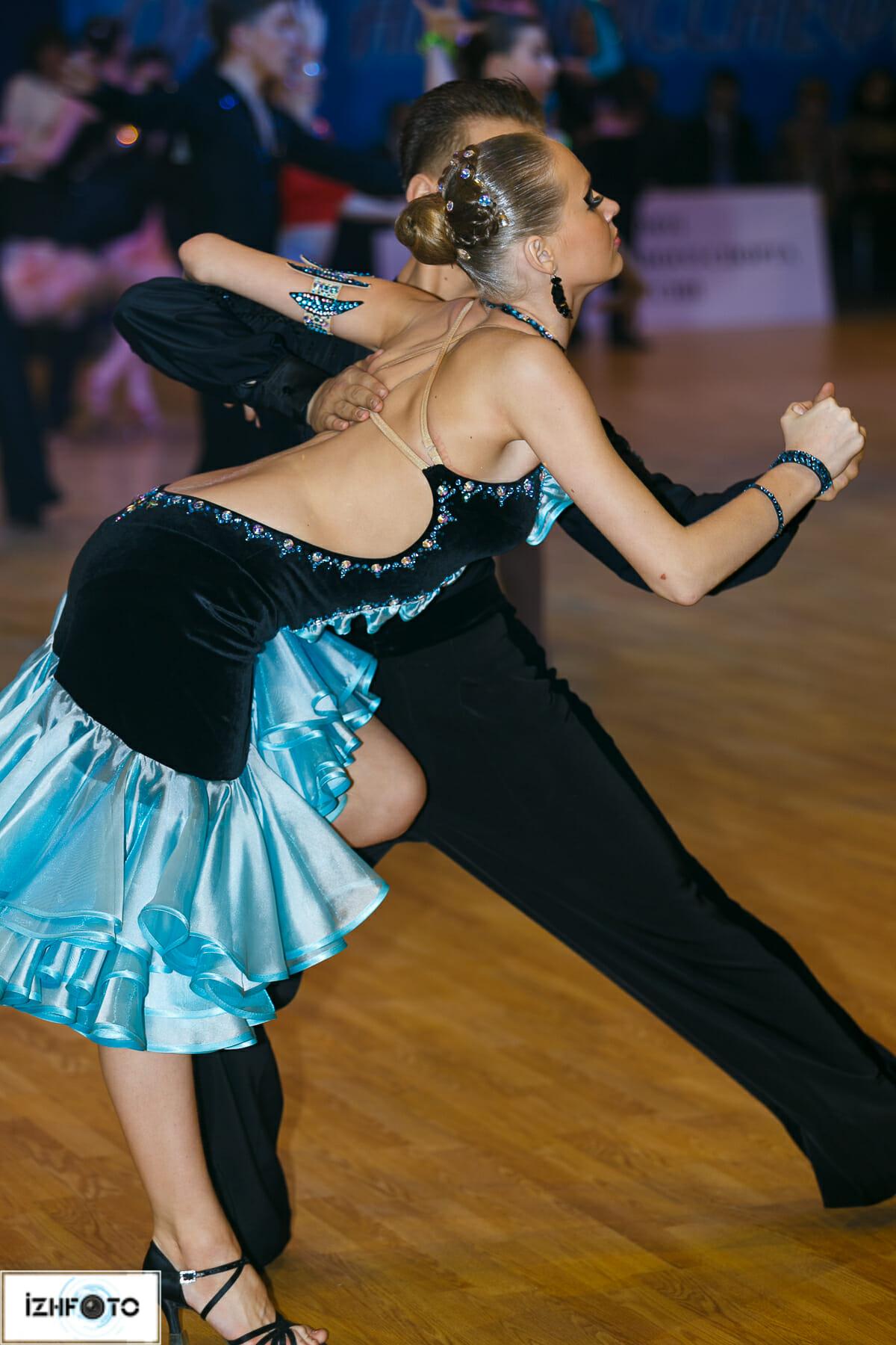 чемпионат по спортивным бальным танцам